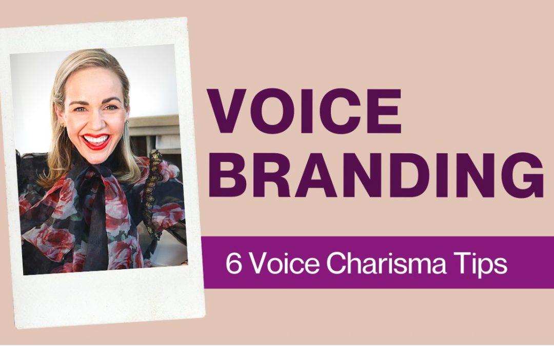 voice branding